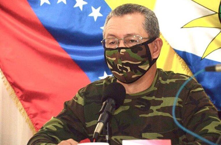 Gobernador de Yaracuy dio positivo