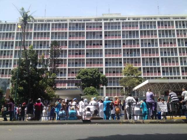Denuncian ante la ONU el pésimo estado de la Maternidad Concepción Palacios