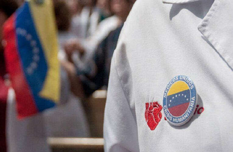 Médicos Unidos de Venezuela recauda fondos para comprar equipos de bioseguridad