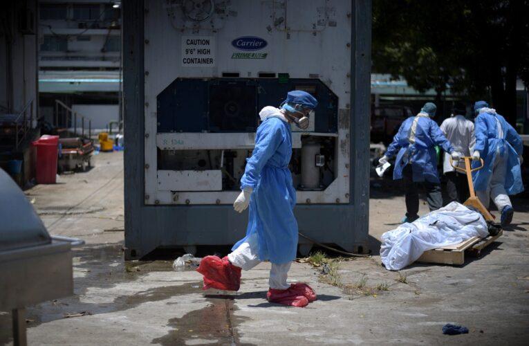 Covid: Pico de contagios deja a Quito al borde del colapso sanitario