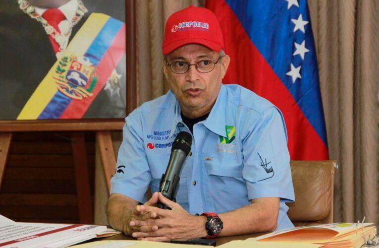 EEUU sanciona a exministros Luis Motta Domínguez y Eustiquio Lugo Gómez