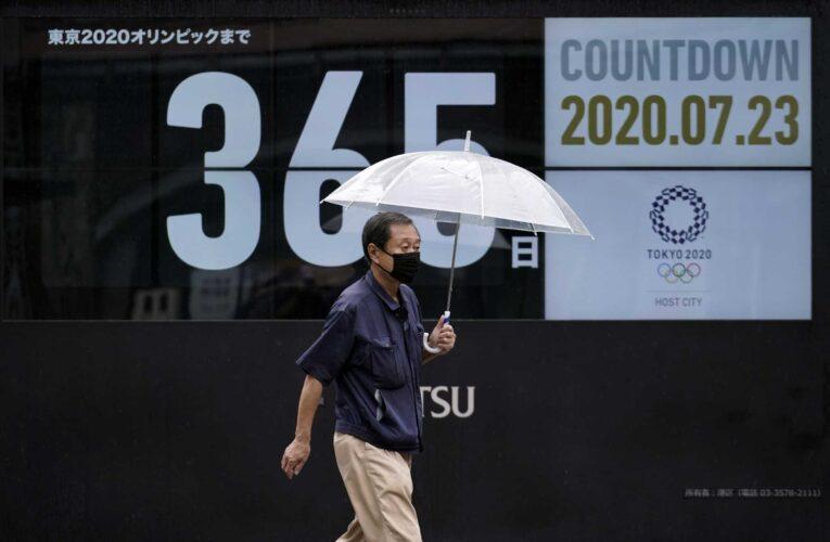 Poco que celebrar en Tokio a un año otra vez para las Olimpiadas
