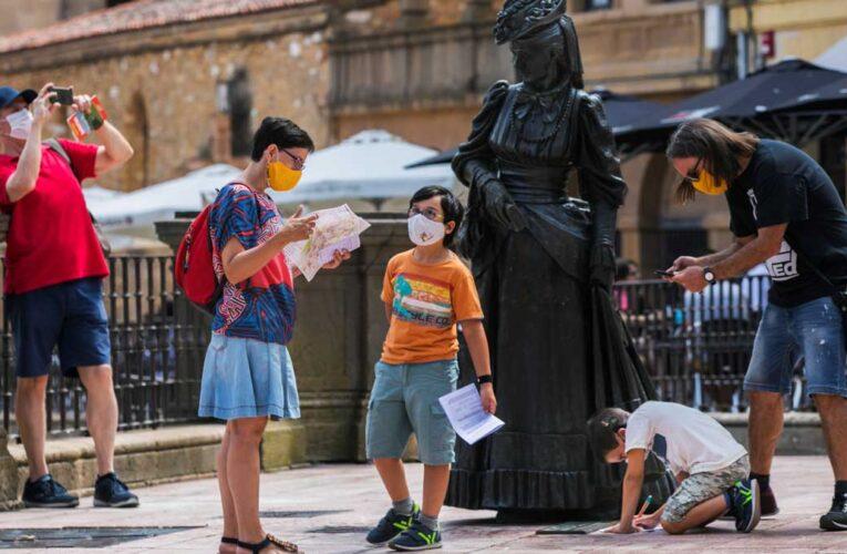 España reporta nuevo récord diario de contagios