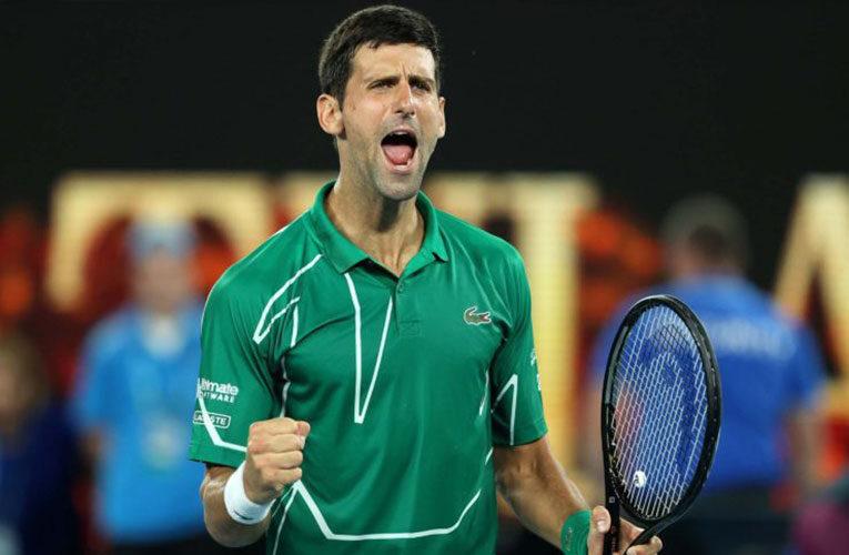 Djokovic da negativo en un nuevo test