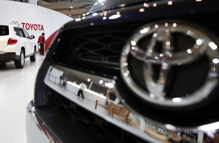 Toyota reanudará  producción en Venezuela