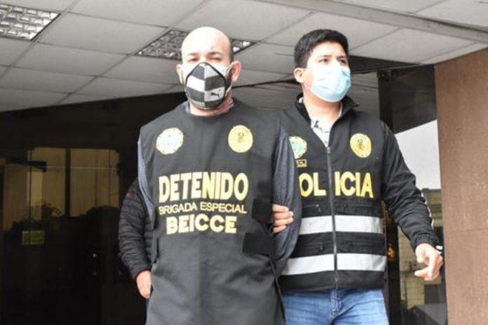 Detienen en Perú  a miembro  del Tren de Aragua