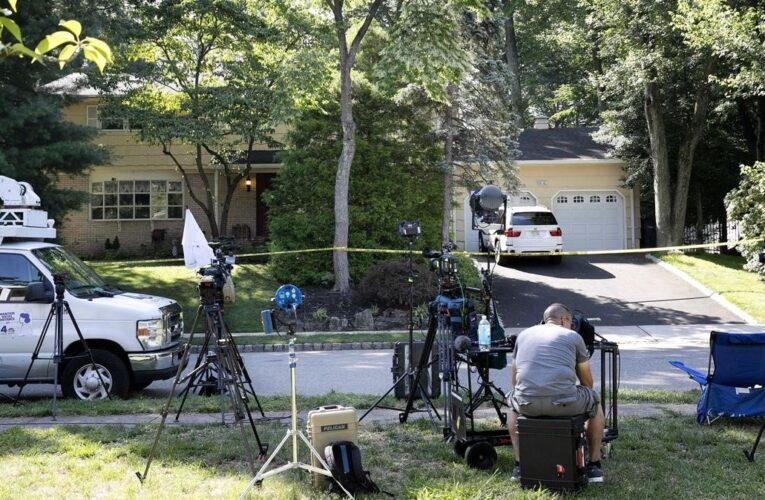 Hallan muerto al sospechoso de asesinar a hijo de jueza en Nueva Jersey