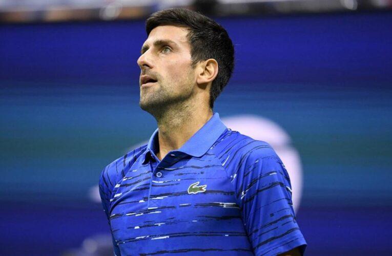 Cancelan torneo de reinicio del tenis masculino