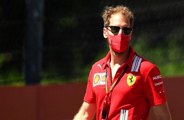 Vettel en contactos con Racing Point