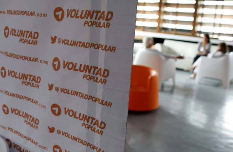 TSJ suspende la directiva  de Voluntad Popular