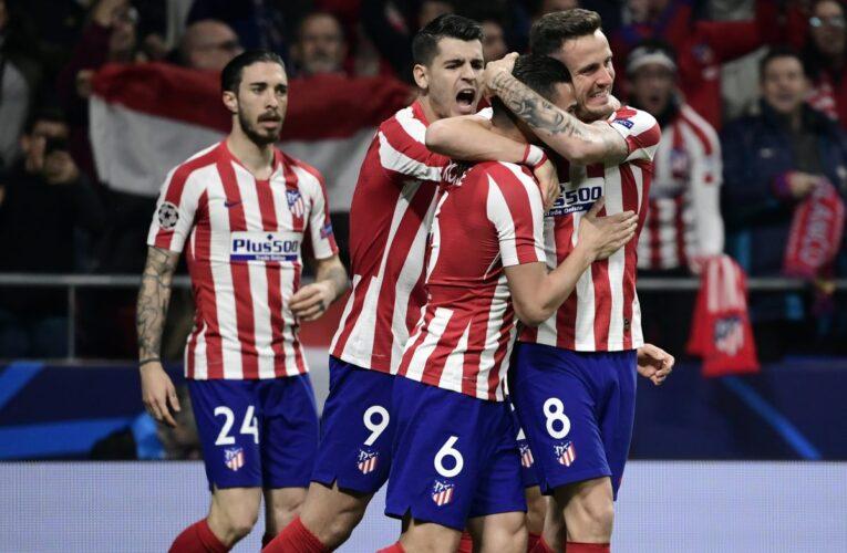 Atlético de Madrid descarta más casos de Covid y puede viajar a Lisboa