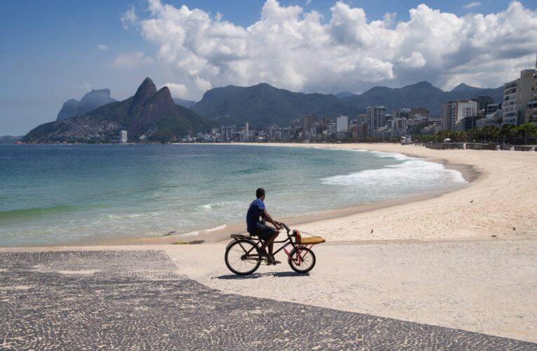 Solo con reservación se podrá ir a las playas de Río