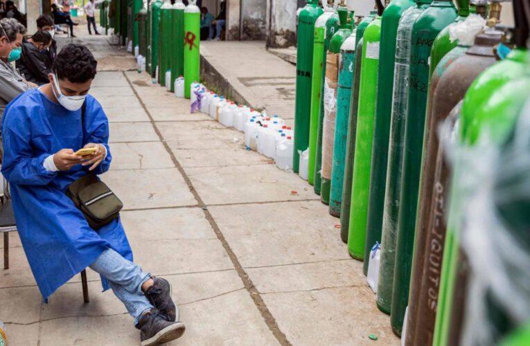 Perú registra récord de 228 muertes por Covid en un día