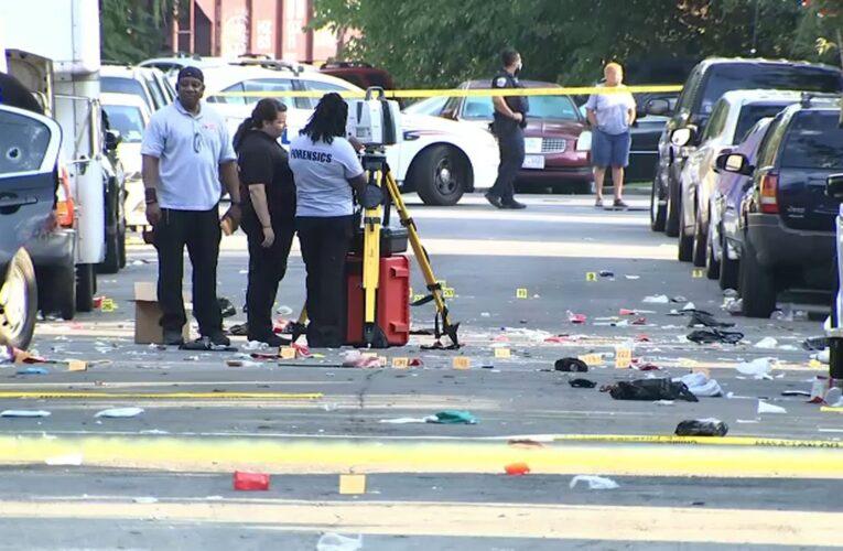 Un muerto y 20 heridos deja tiroteo en Washington