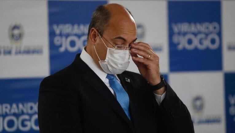 Suspendido por corrupción el gobernador de Río de Janeiro