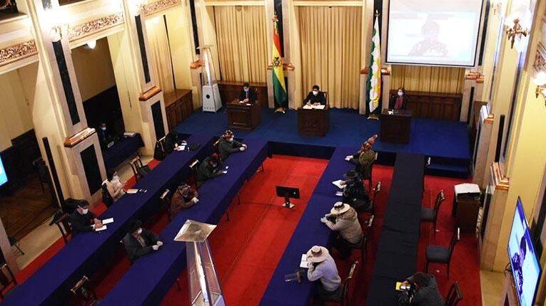 Fracasa diálogo en Bolivia por fecha de elecciones