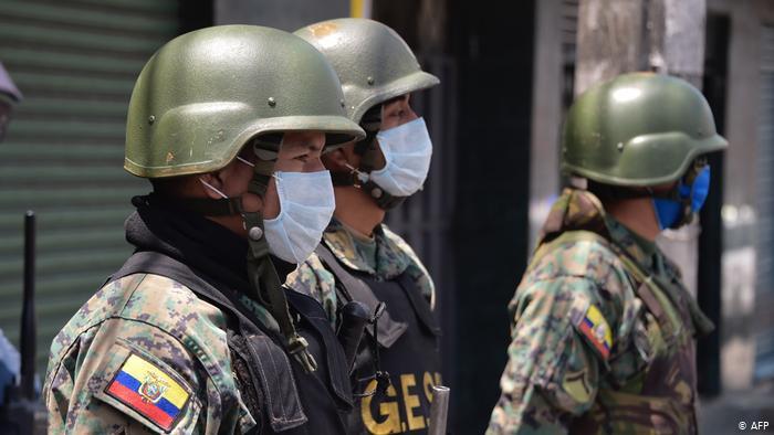 Ecuador no renovará estado de excepción