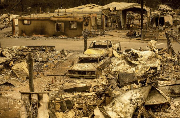 """Incendios en California: """"No hemos visto nada parecido en muchos años"""""""