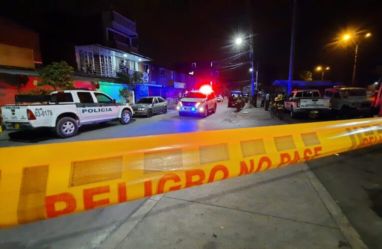 Cali: Explota una granada en el velorio de 5 adolescentes
