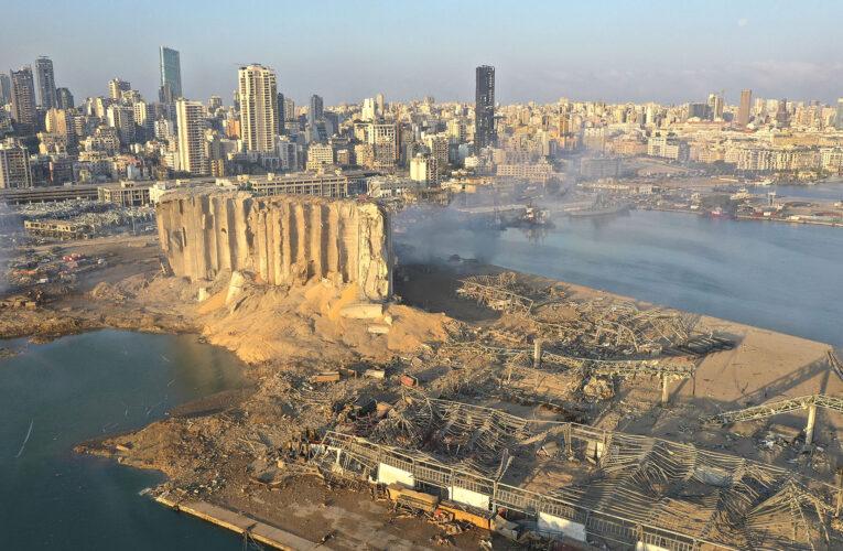 Beirut: Al menos 100 muertos y cerca de 4 mil heridos
