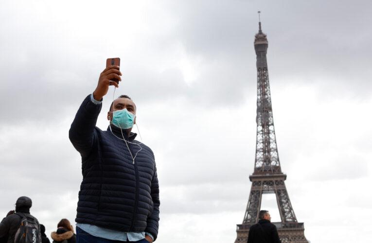Tapabocas será obligatorio en París