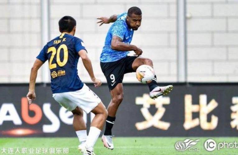 Rondón marcó su quinto gol en China