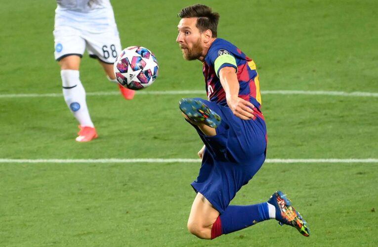 Barcelona se instala en cuartos de la Champions