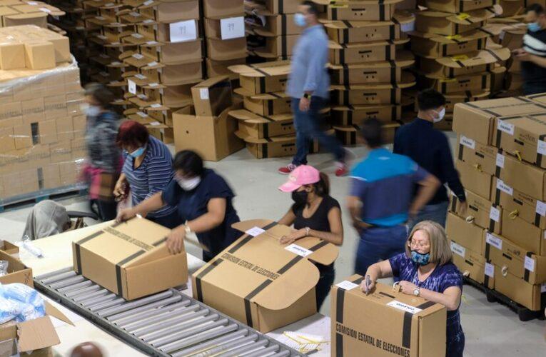 Falta de materiales empaña las primarias de Puerto Rico