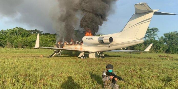 Avioneta salió de Venezuela con 2.000 kilos de cocaína