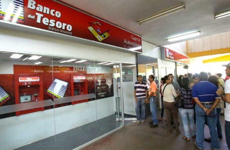 Banco del Tesoro habilita preapertura de cuentas en línea
