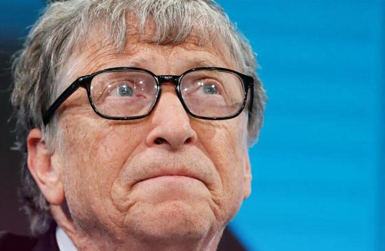 Bill Gates vaticina que la pandemia durará hasta 2022 en los países pobres