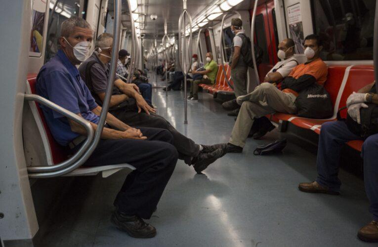 Solo los sectores priorizados podrán usar el Metro de Caracas esta semana