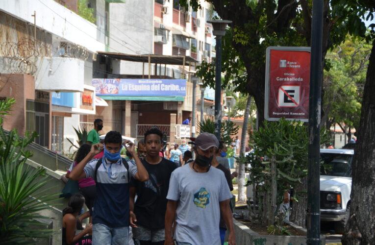 Con 1.281 casos nuevos Venezuela llega a 30.369