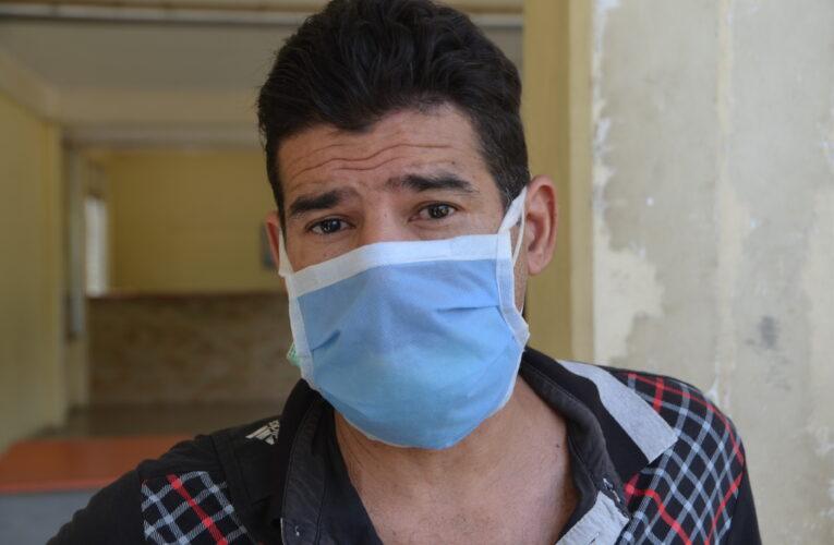 Repunte de infección respiratoria alerta a refugiados del Canes (+ video)