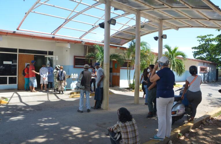 En el CDI del Balneario no aceptan pacientes Covid