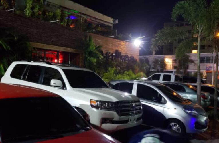 Más de 35 rumberos fueron detenidos en Maracaibo