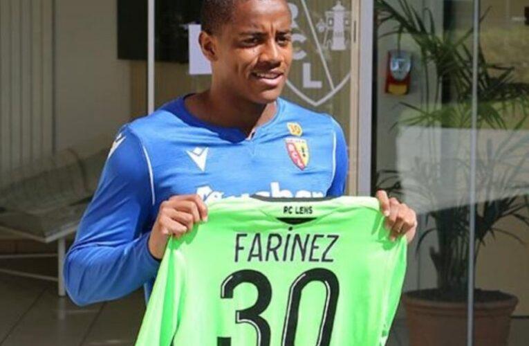 Fariñez convocado por RC Lens pero no jugó
