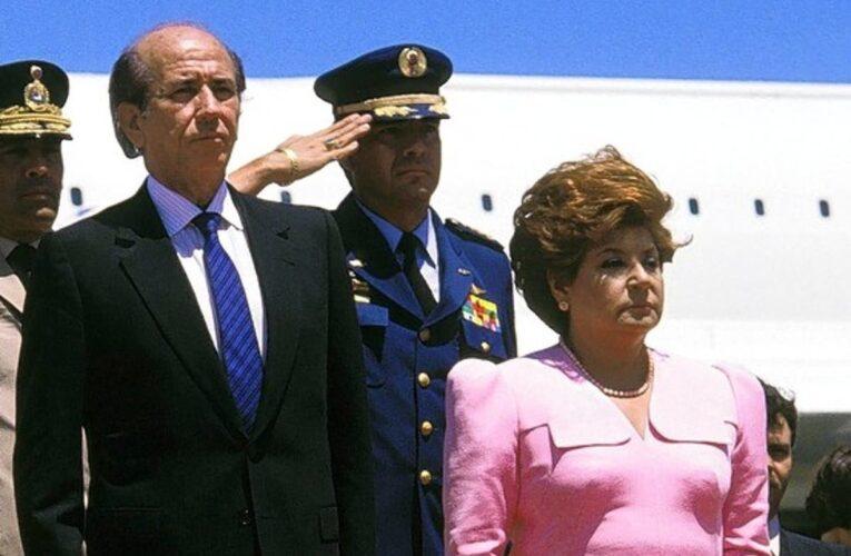 Murió la ex primera dama Blanca Rodríguez de Pérez