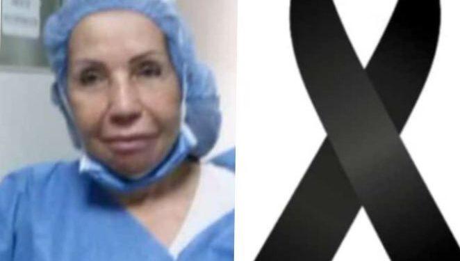 Murió por Covid la doctora Elsy Barroso en Mérida