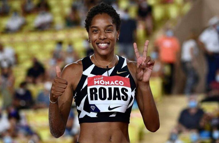 Yulimar Rojas saltará este sábado en Ibiza