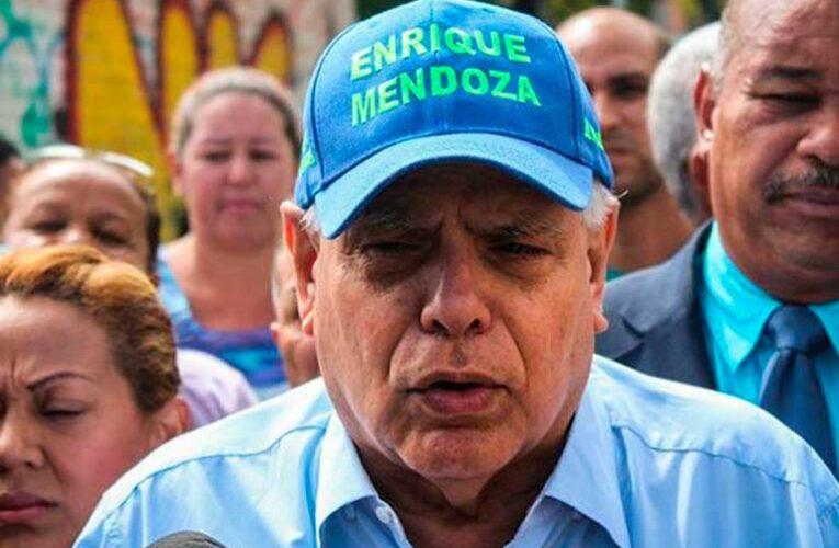 Enrique Mendoza: Copei participará en las parlamentarias
