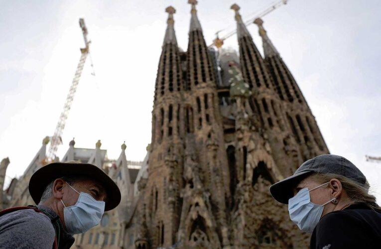 España registró casi 3 mil casos en 24 horas
