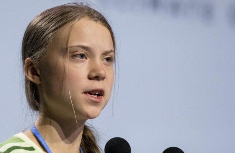 Greta Thunberg condenó derrame petrolero en Morrocoy