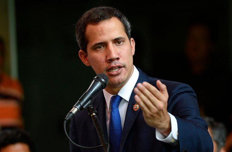 Juan Guaidó: Ya es un hecho la transferencia a la Cruz Roja