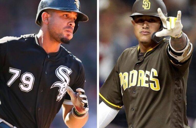 Abreu y Machado jugadores de la semana MLB