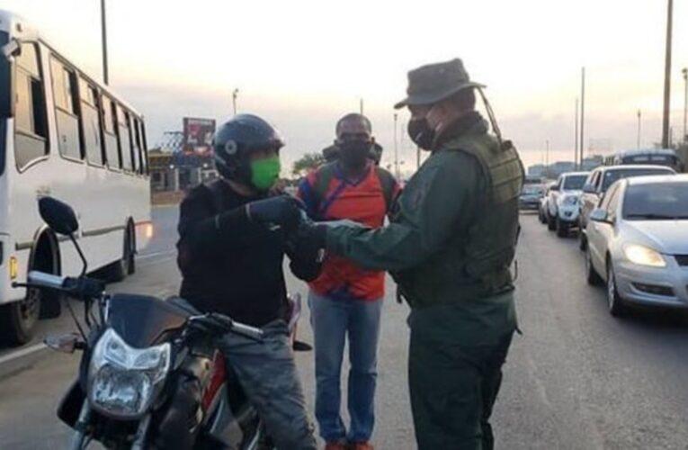 En terminales se chequea salvoconducto a pasajeros Caracas-La Guaira