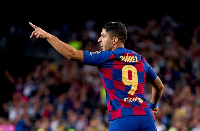 Suárez tiene un pie afuera del Barcelona