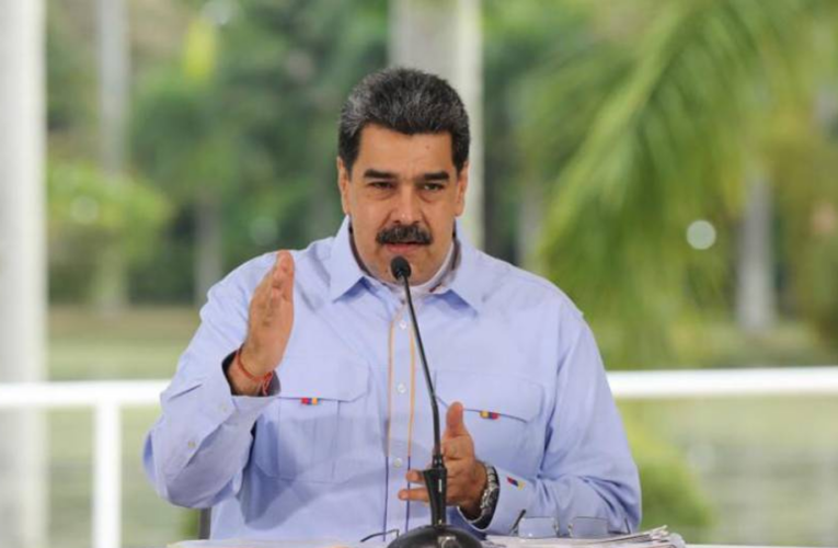 Maduro: Han incrementado los contagios debido a las fiestas