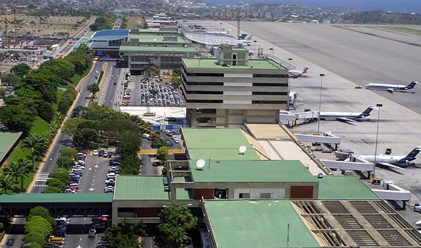 Aeropuerto de Maiquetía se prepara para normalidad vigilada