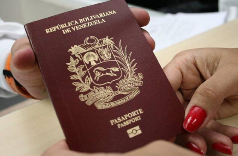 Hay que invertir más de Bs. 50 millones para tramitar un pasaporte